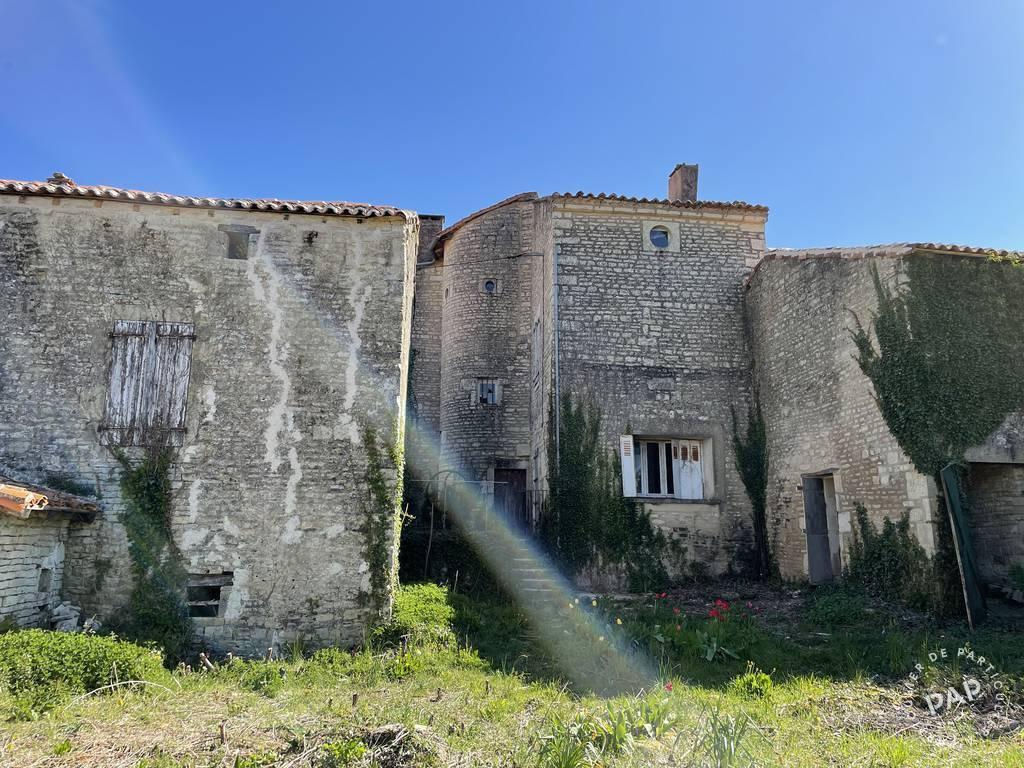 Vente Maison Tusson (16140) 210m² 139.000€