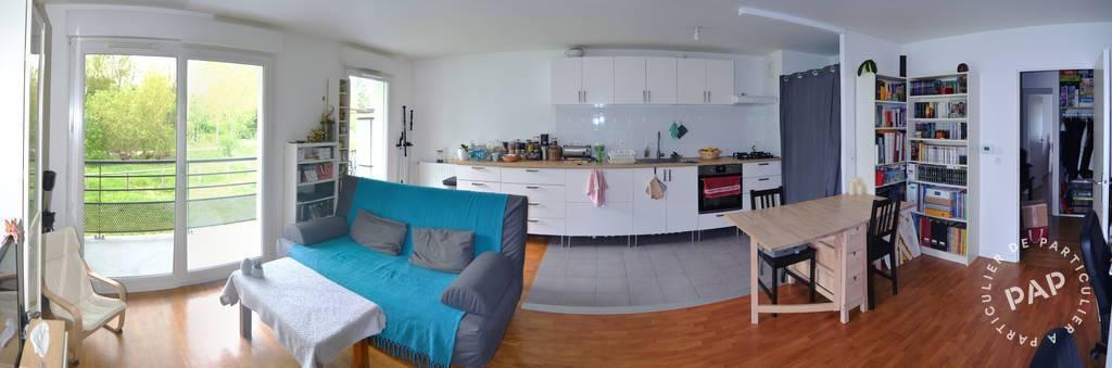 Vente Appartement Sainte-Geneviève-Des-Bois (91700) 72m² 259.000€