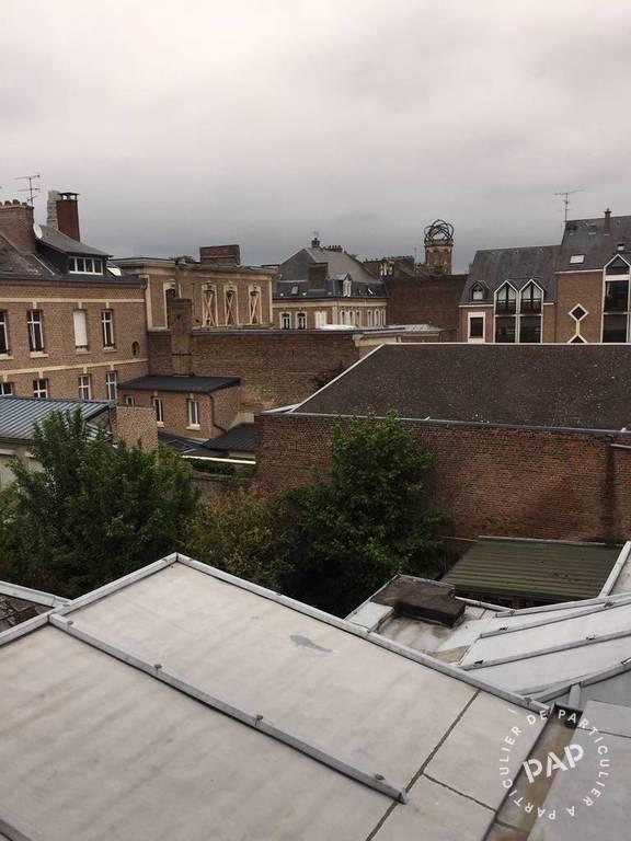 Location Appartement Amiens (80000) 26m² 515€