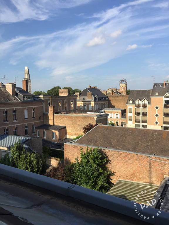 Location Appartement Amiens (80000) 28m² 520€