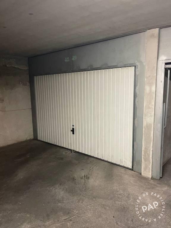Vente Garage, parking Marseille 10E (13010)  29.000€
