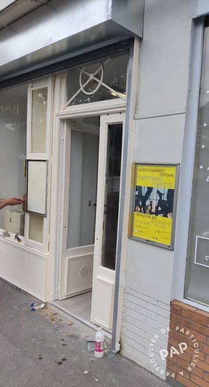 Vente et location Local commercial Paris 13E (75013) 42m² 2.000€