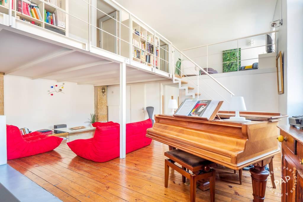 Vente Appartement Lyon 4E, Coeur Croix Rousse 117m² 640.000€
