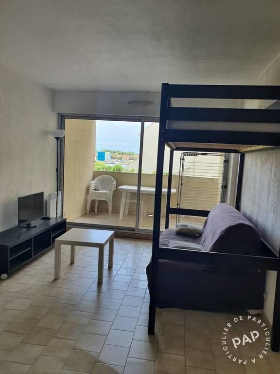 Vente Appartement Agde (34300) 27m² 72.000€