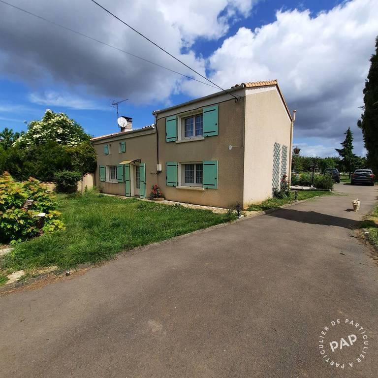 Vente Maison Saint-Pompain (79160)