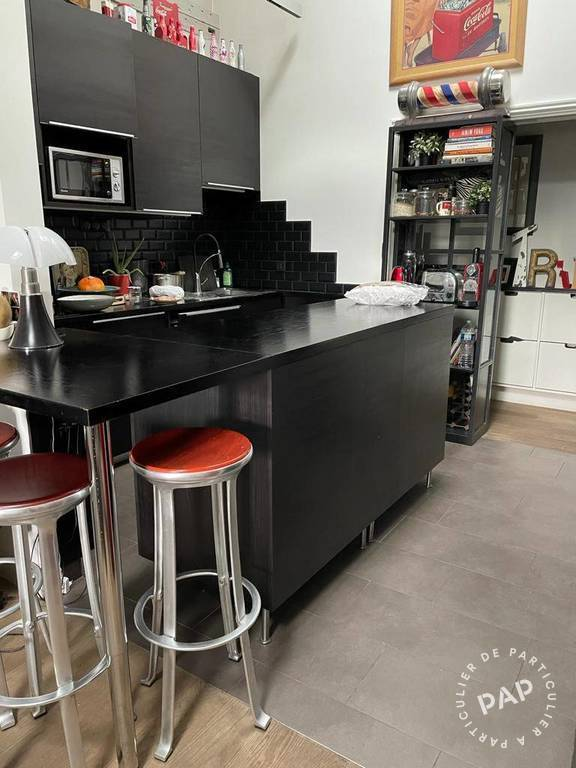 Vente Appartement Paris 17E (75017)
