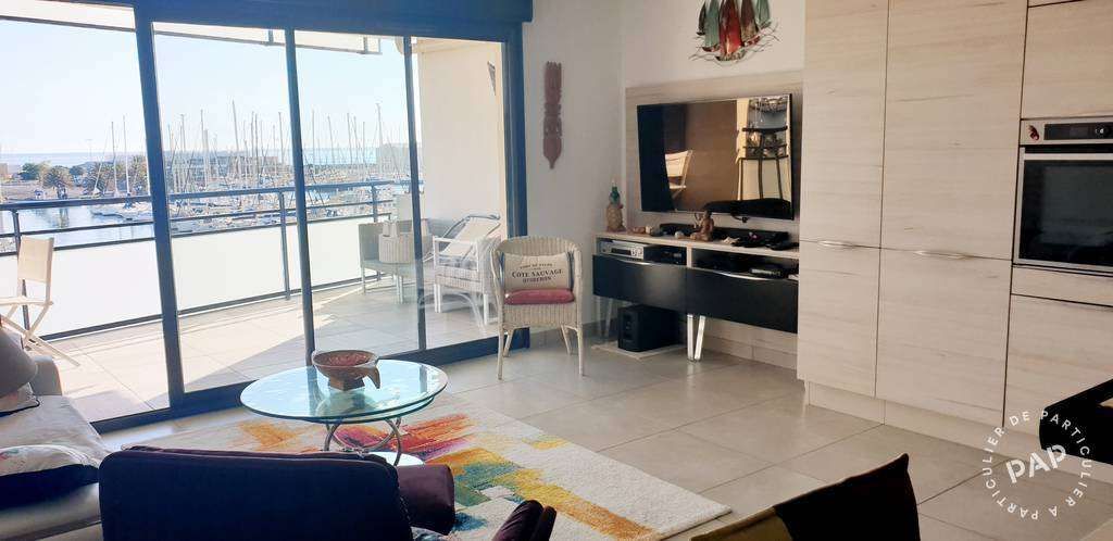 Vente immobilier 440.000€ Canet-En-Roussillon (66140)