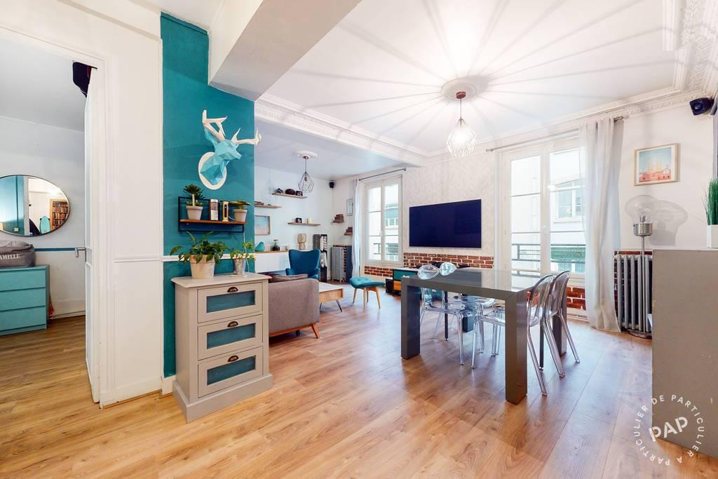 Vente immobilier 785.000€ Paris 18E (75018)