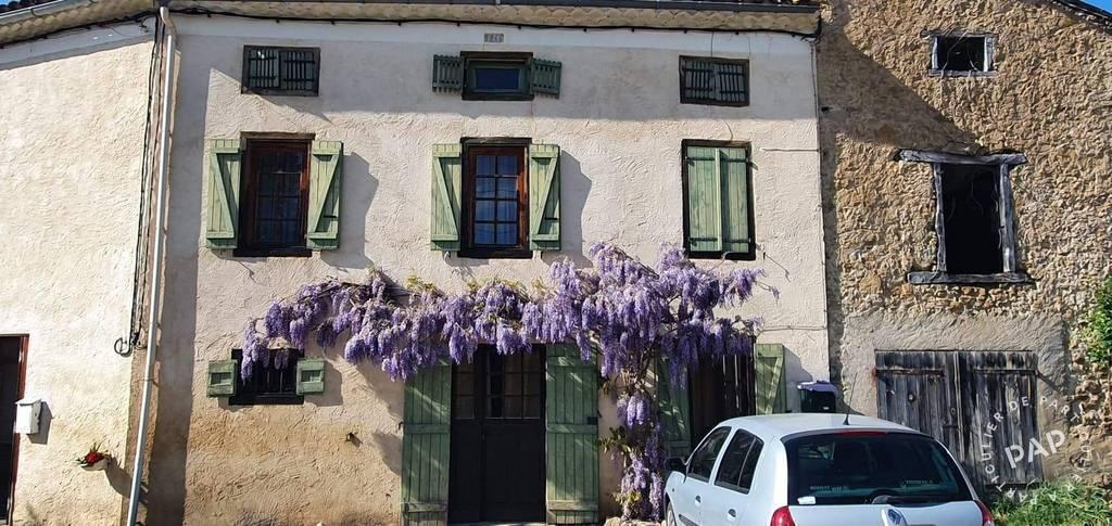 Vente immobilier 140.000€ Dun (09600)