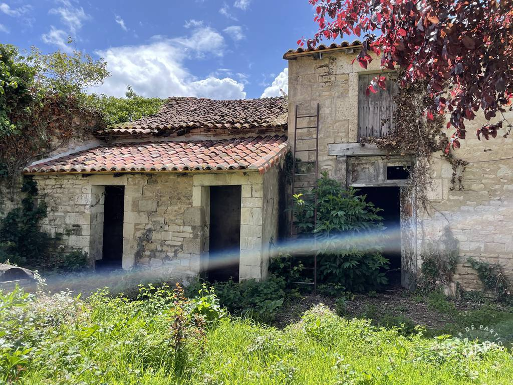 Vente immobilier 139.000€ Tusson (16140)
