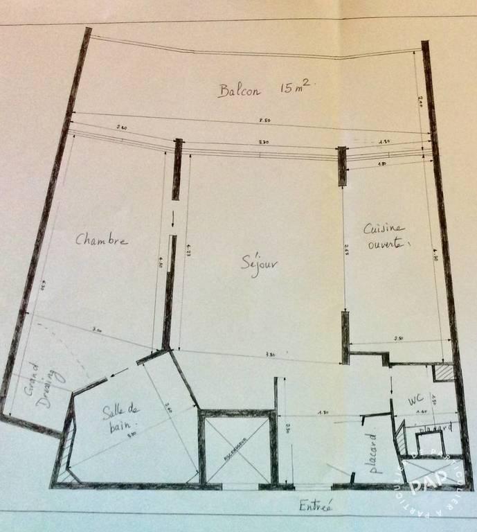 Vente immobilier 318.000€ Mandelieu-La-Napoule (06210)