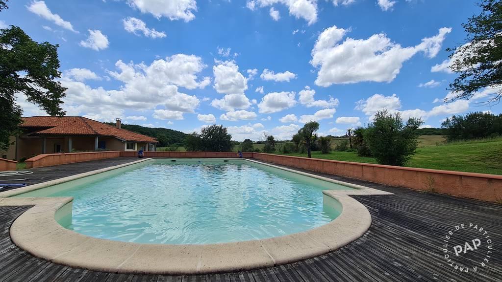 Vente immobilier 350.000€ Montesquiou (32320)