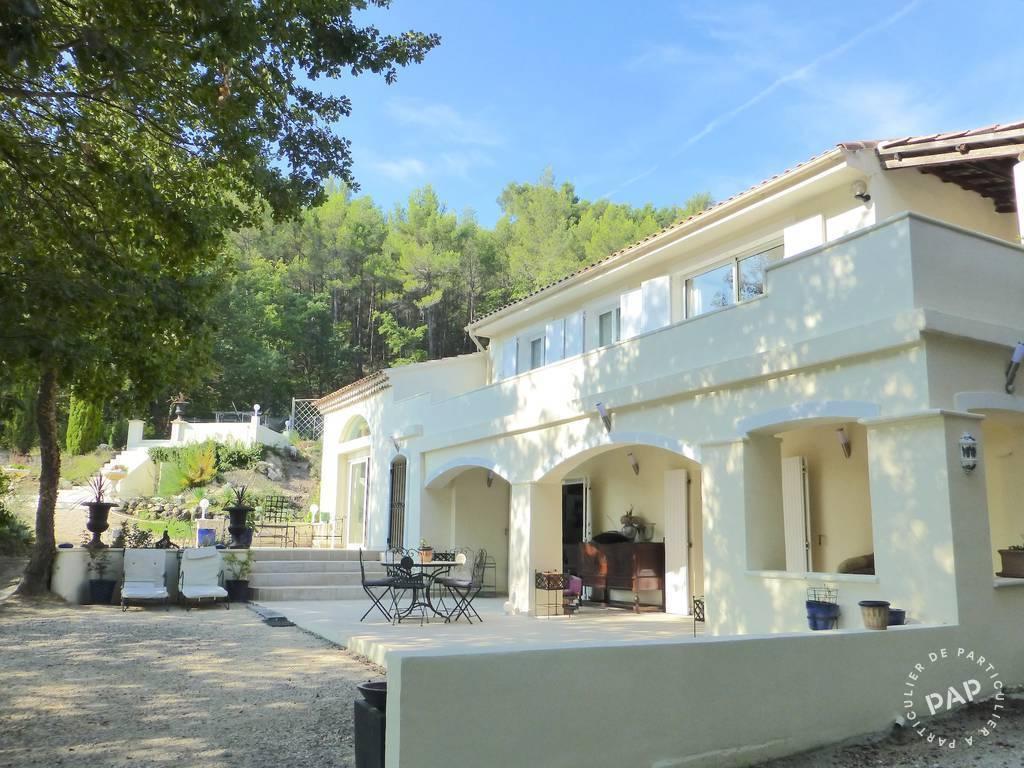 Vente immobilier 1.190.000€ Venelles (13770)
