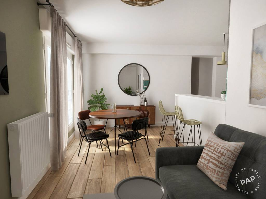 Appartement Montreuil (93100) 445.000€