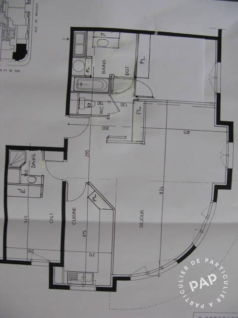 Appartement Courbevoie (92400) 1.860€