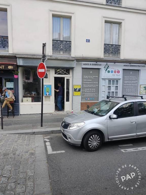 Local commercial Paris 13E (75013) 2.000€