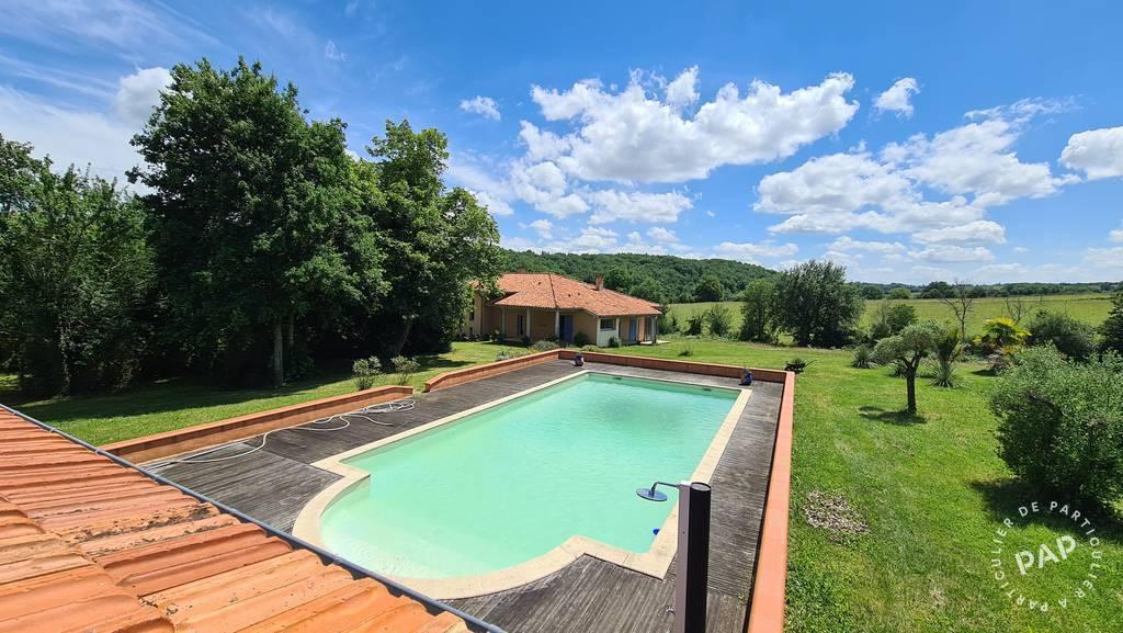 Maison Montesquiou (32320) 350.000€