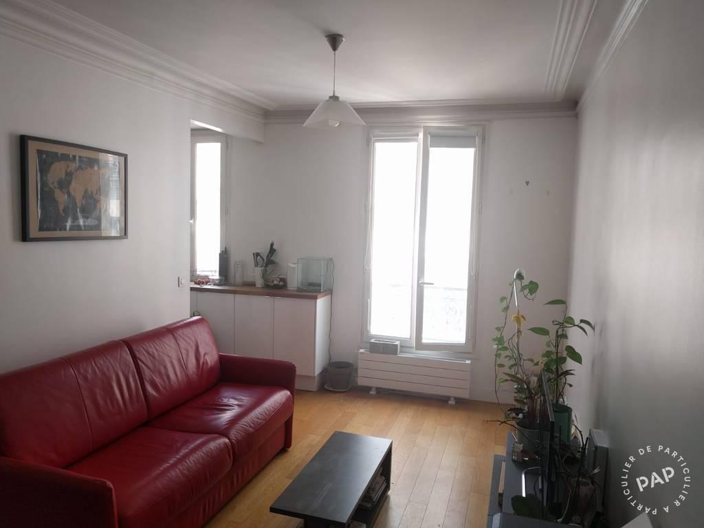 Appartement 1.450€ 38m² Paris 18E (75018)