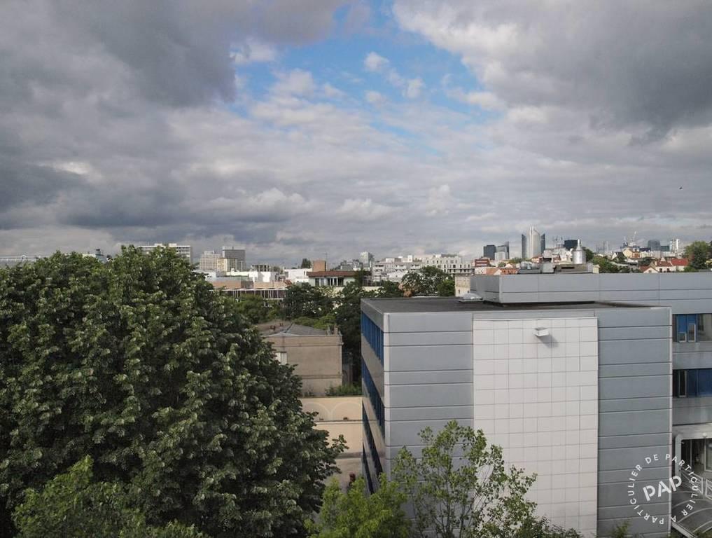 Appartement 580.000€ 89m² Nanterre (92000)