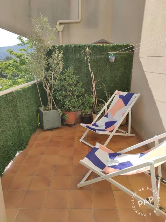 Immobilier Marseille 10E - T3 -  80 M2 Avec Terrasses Et Vue 226.000€ 80m²