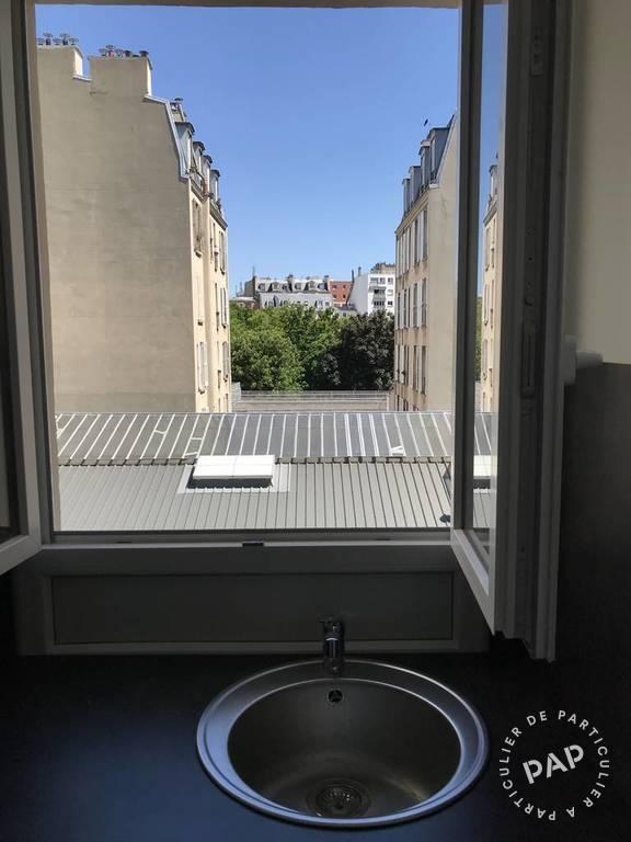 Immobilier Paris 18E (75018) 490.000€ 39m²