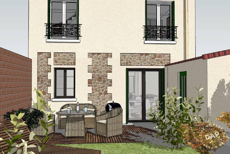 Immobilier Fontenay-Sous-Bois (94120) 590.000€ 120m²