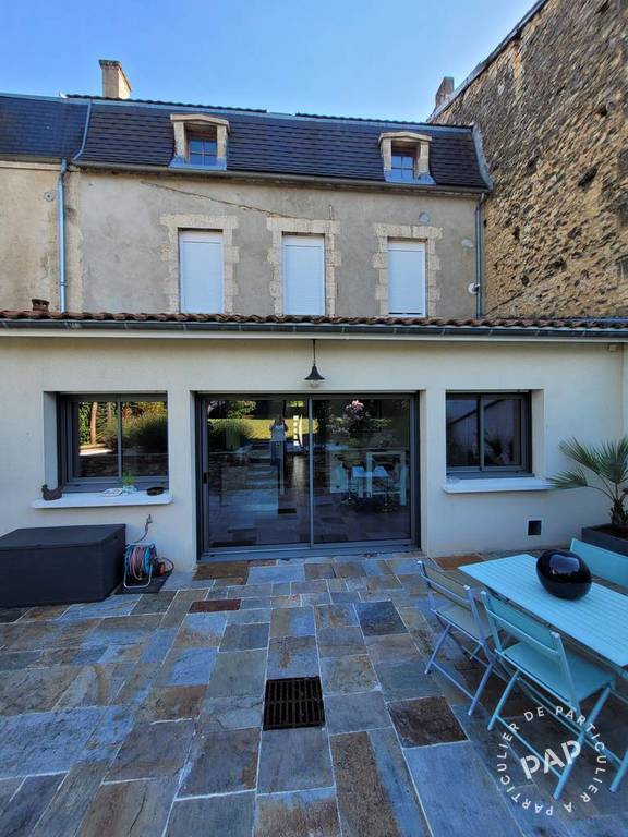 Immobilier A 30Min D'angoulême 164.500€ 160m²