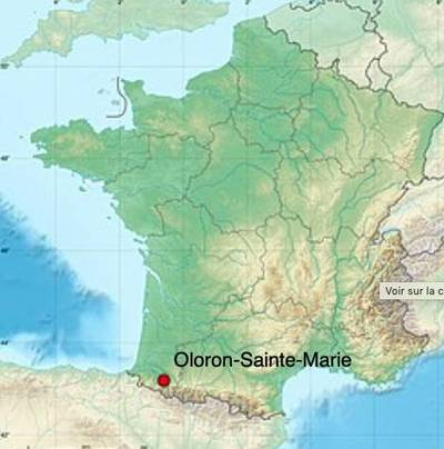 Oloron-Sainte-Marie (64400)