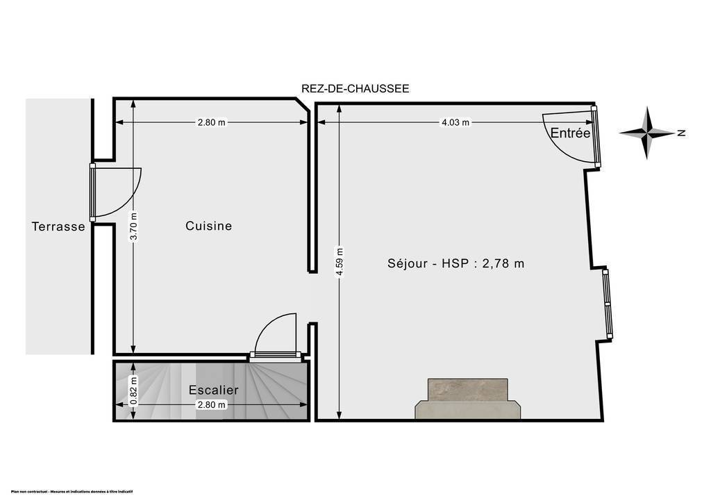 Vente Maison Lamorlaye (60260) 75m² 220.000€