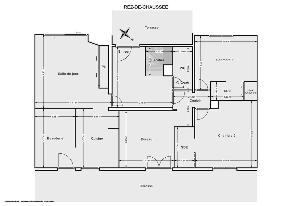 Vente Maison Carquefou (44470)