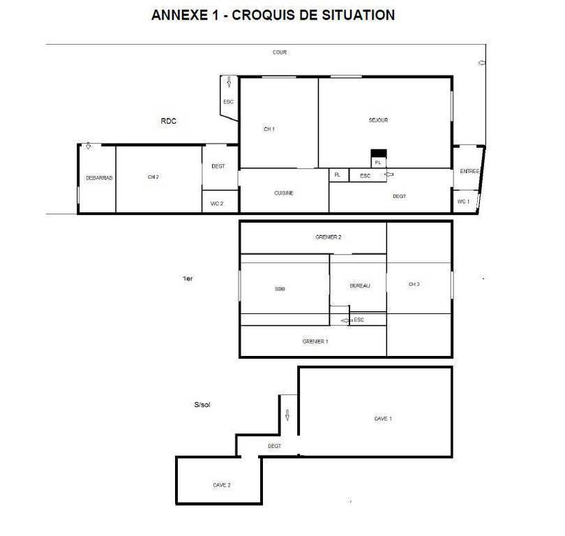 Vente Maison 94m²