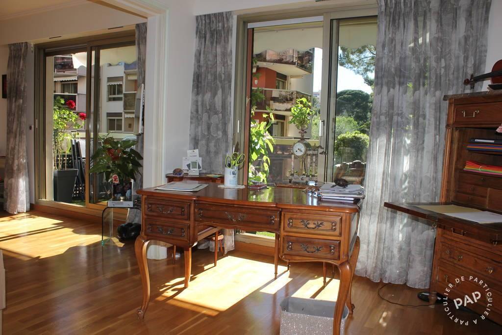 Vente appartement 3 pièces Le Cannet (06110)
