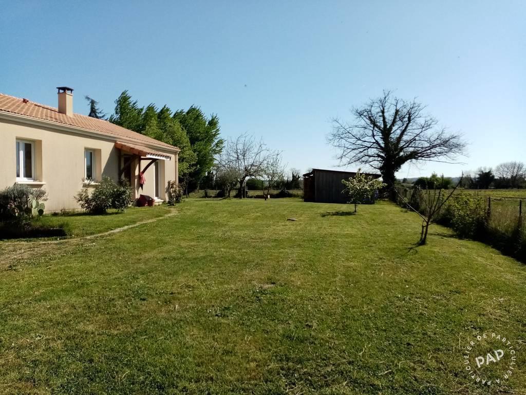 Vente Maison Lamonzie-Saint-Martin 90m² 169.000€