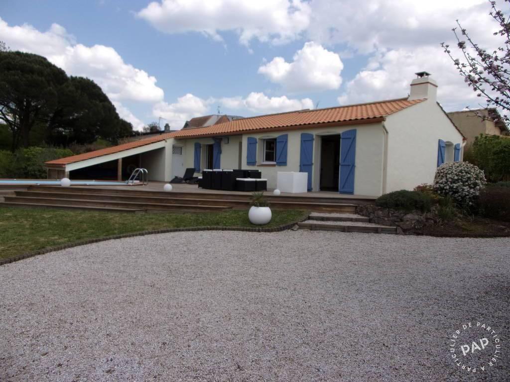 Vente Maison La Montagne (44620) 78m² 395.000€