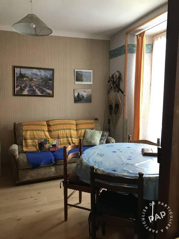 Vente appartement studio Jausiers (04850)