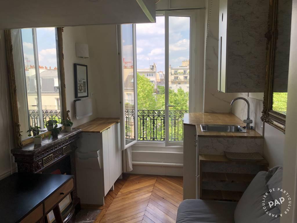 Vente Appartement Paris 17E (75017) 9m² 139.000€