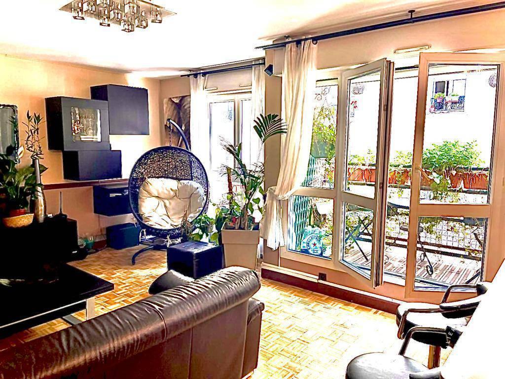 Vente Appartement Paris 11E (75011) 72m² 840.000€