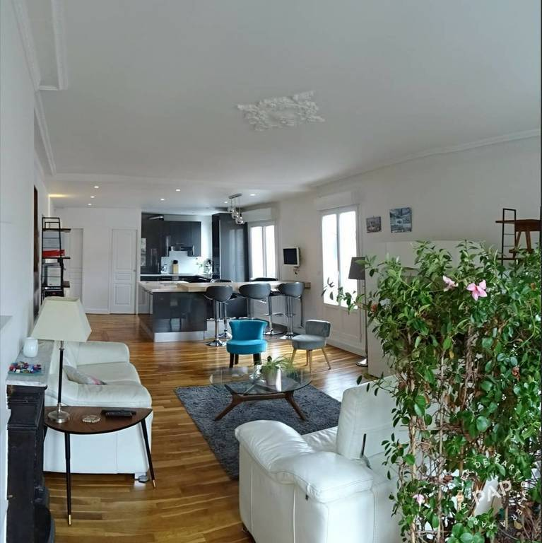 Vente Appartement Clamart (92140) 83m² 549.000€