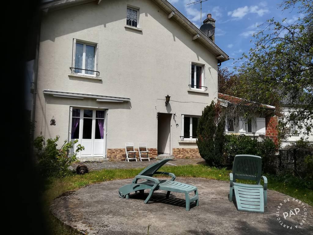 Vente maison 5 pièces Varennes-en-Argonne (55270)