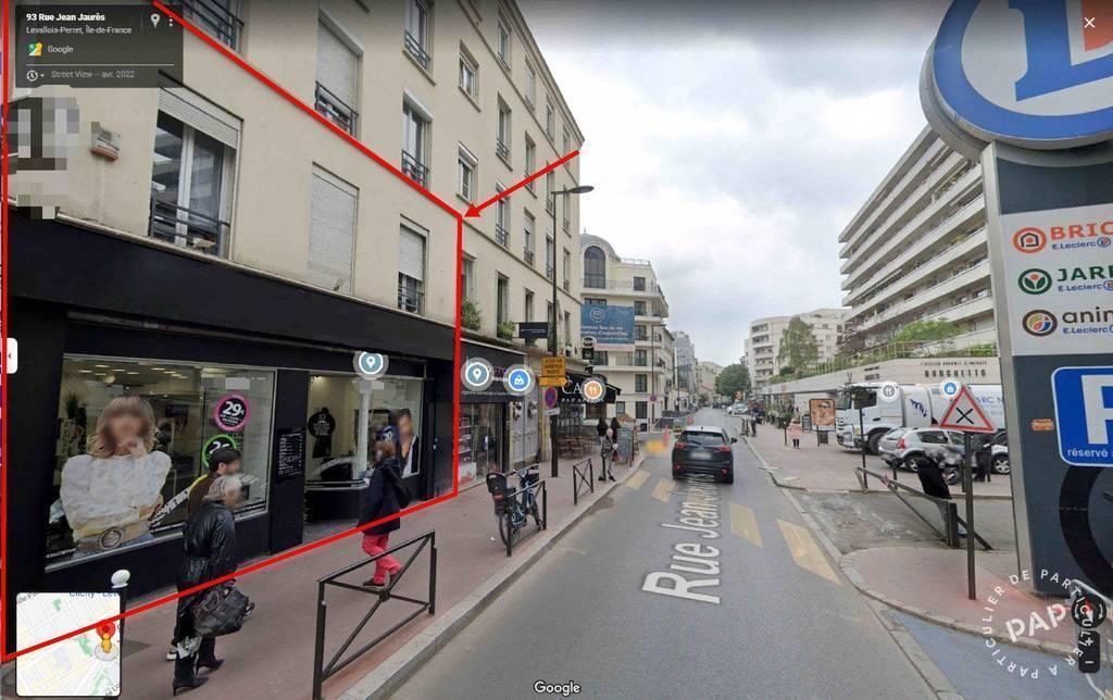 Vente et location Local commercial Levallois-Perret (92300) 68m² 2.870€