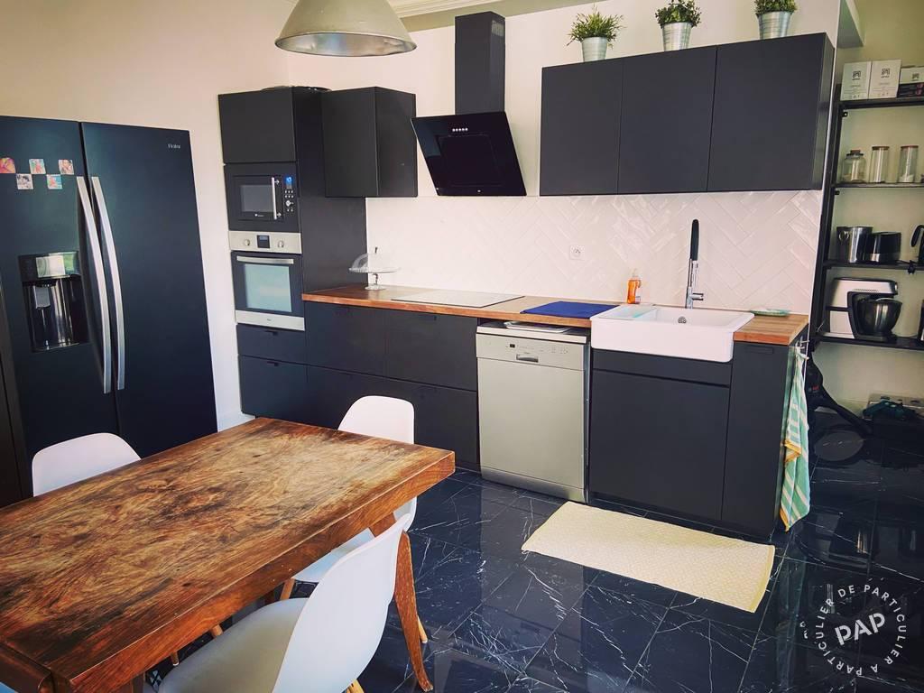 Vente appartement 4 pièces Marseille 6e