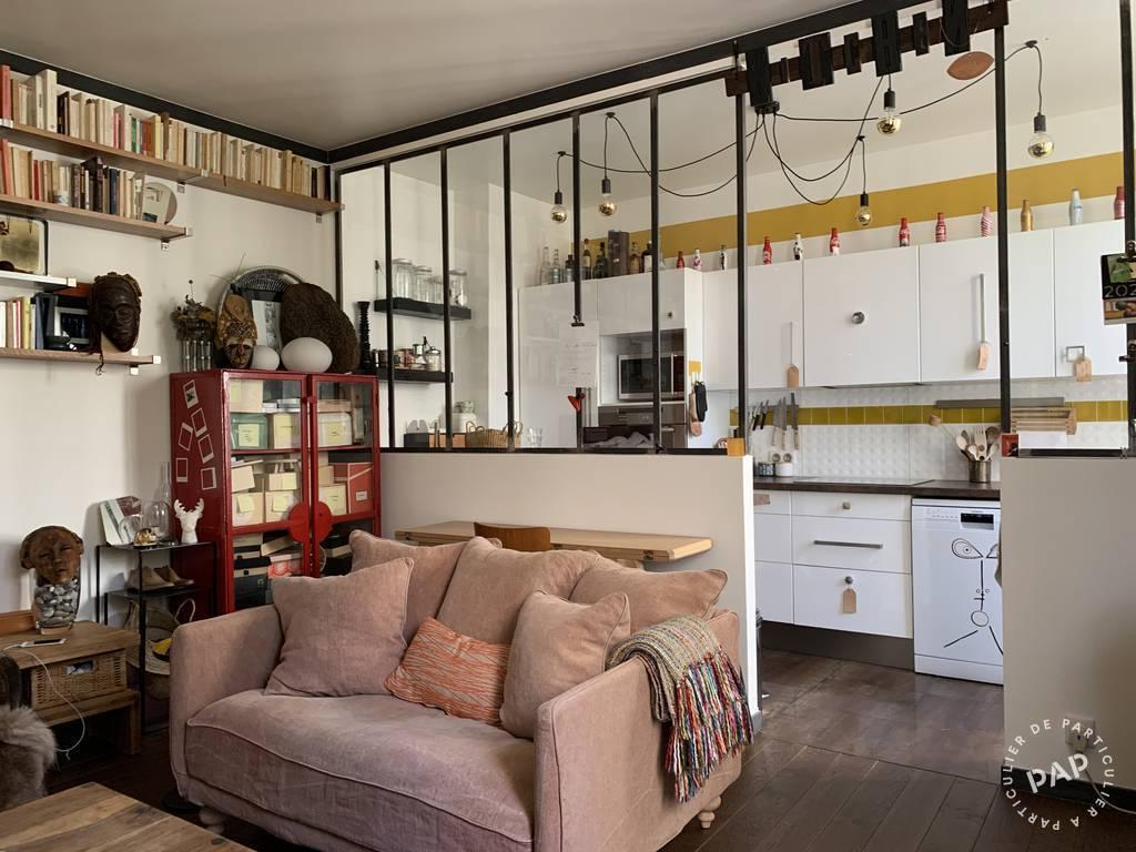Vente Appartement Paris 10E (75010) 50m² 620.000€