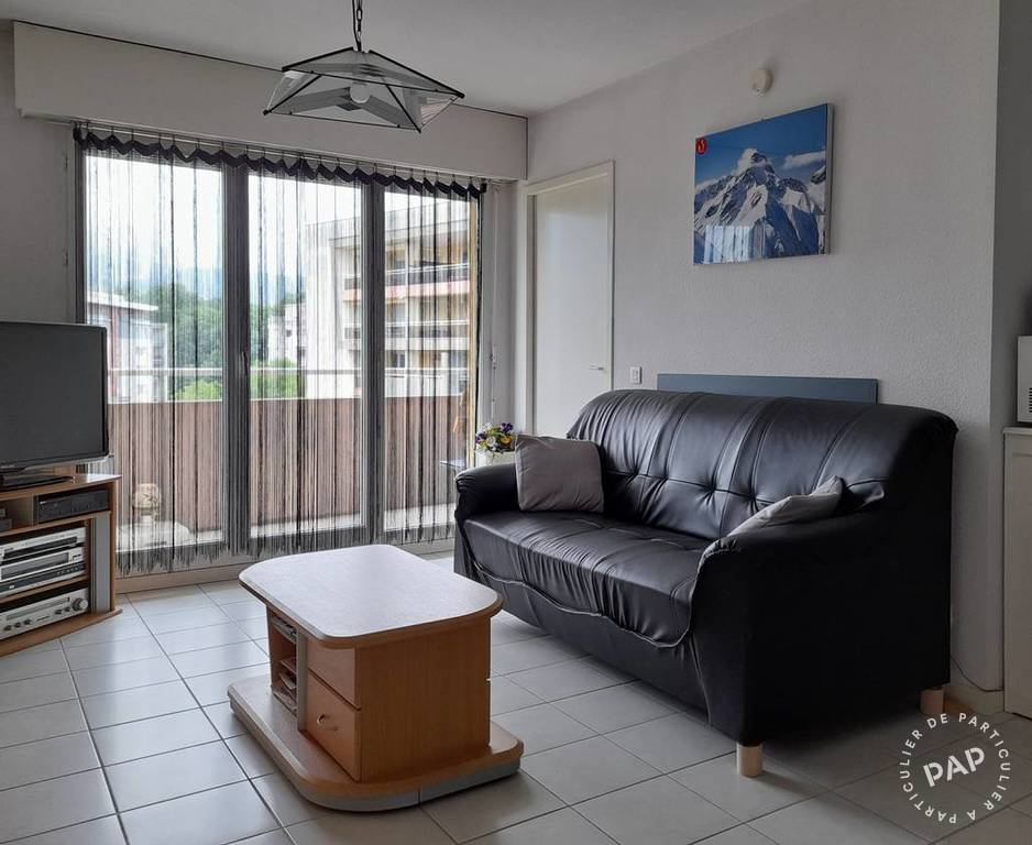 Vente appartement 2 pièces La Motte-Servolex (73290)