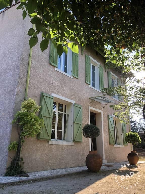Vente maison 7 pièces Marseille 12e