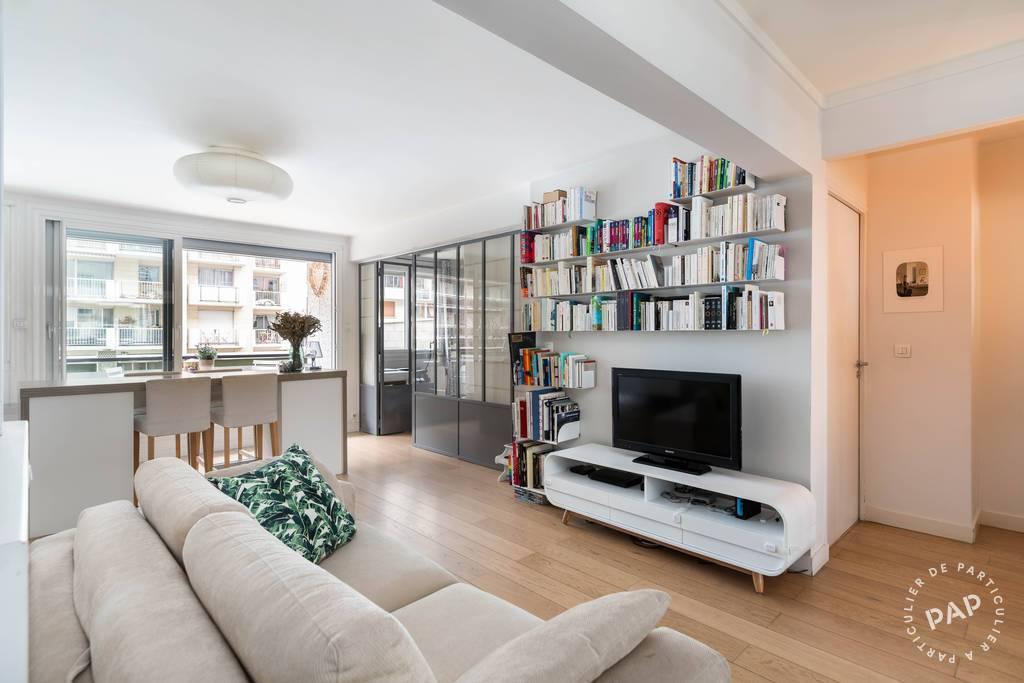 Vente Appartement Paris 20E (75020) 68m² 612.000€