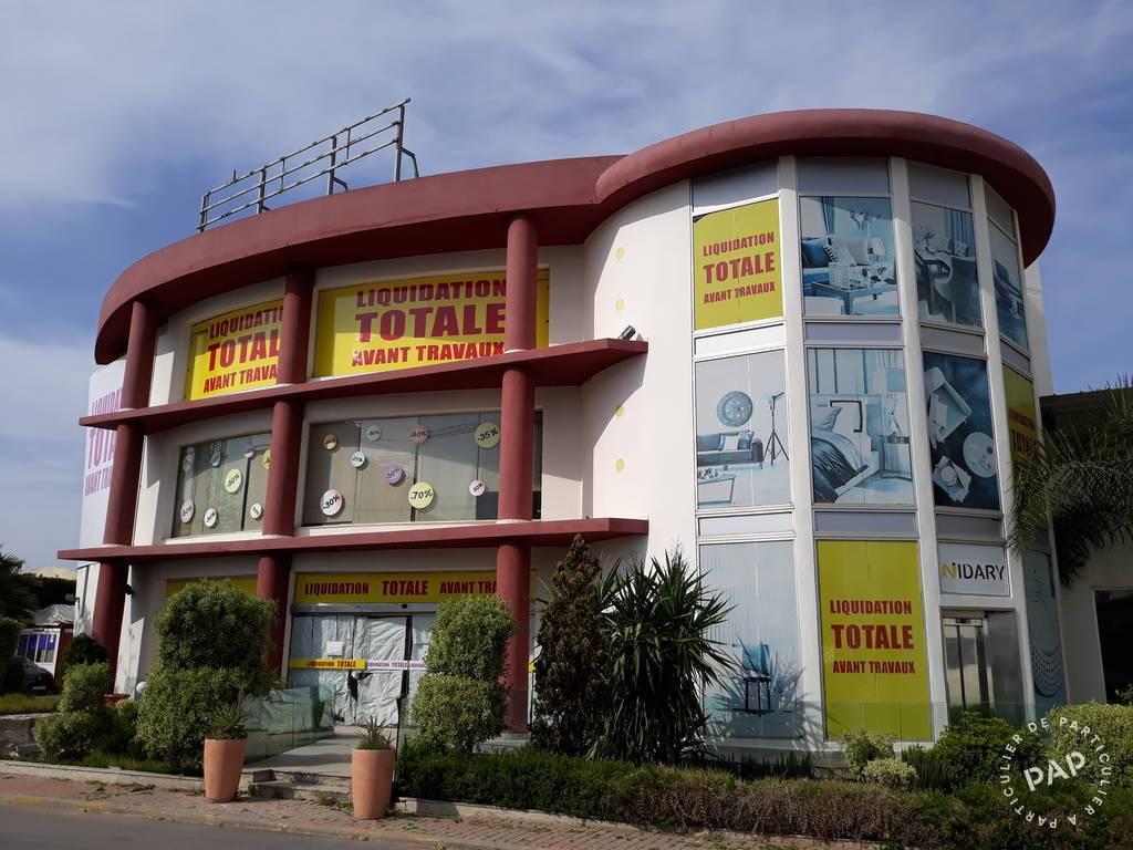 Vente Local commercial . 5.400m² 5.350.000€