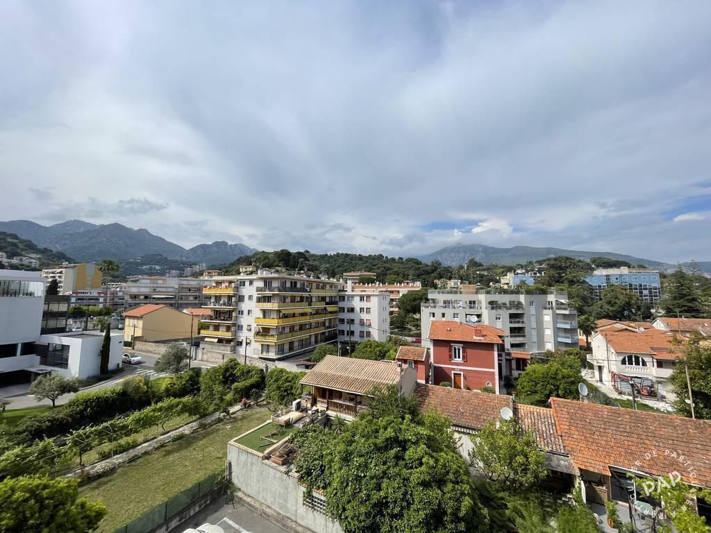 Vente Appartement Roquebrune-Cap-Martin (06190) 57m² 338.000€