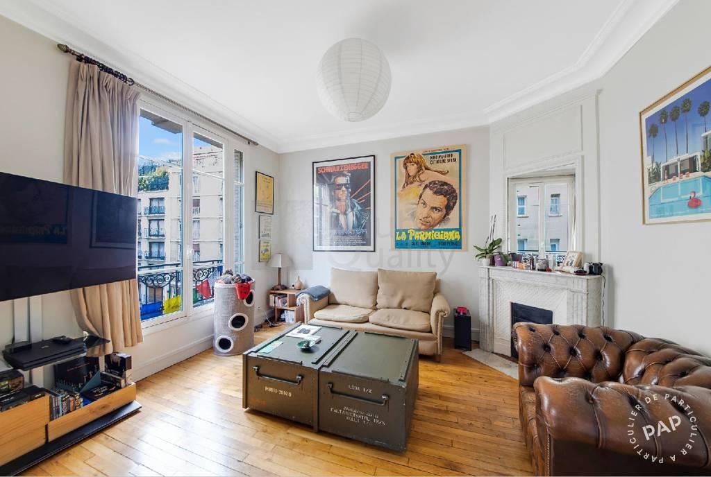 Vente Appartement Paris 17E (75017) 66m² 770.000€