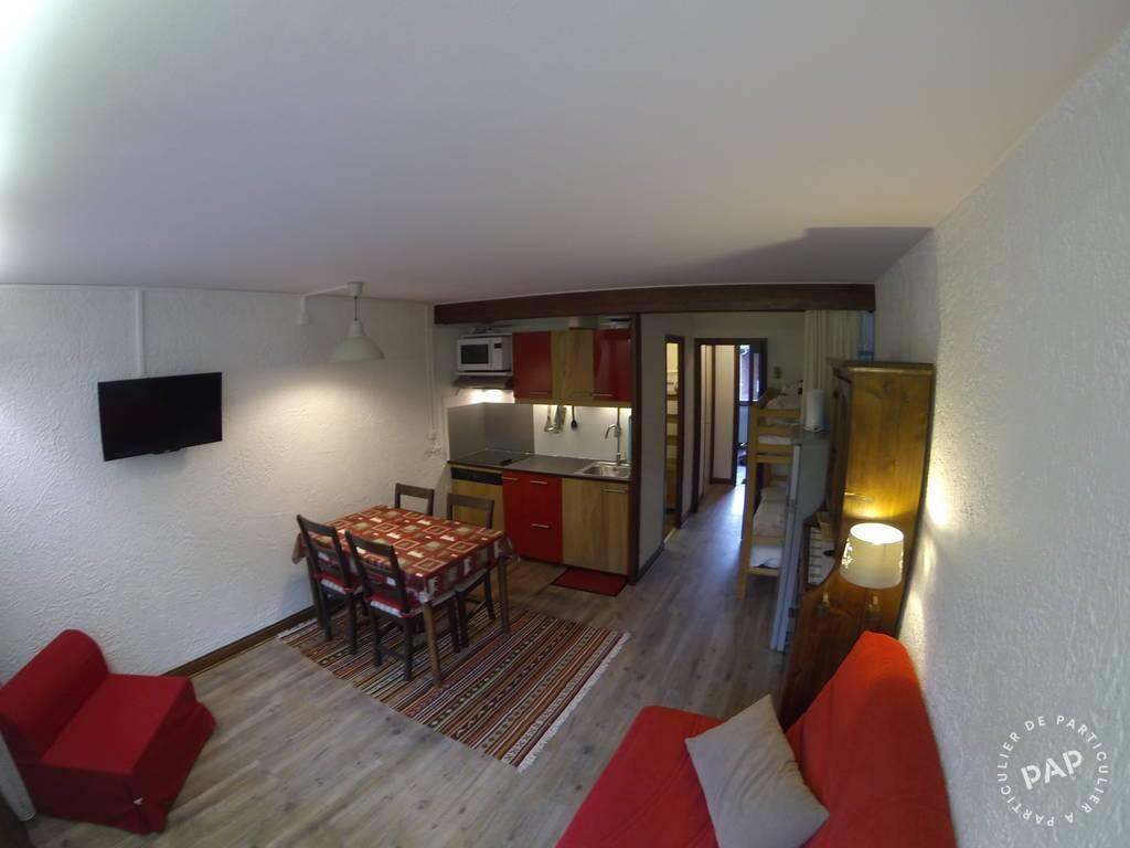 Vente appartement studio Les Contamines-Montjoie (74170)