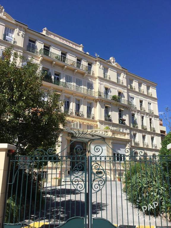 Location appartement studio Menton (06500)